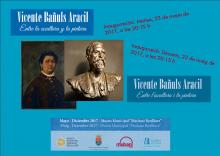 """El Museo Mariano Benlliure acogerá la exposición """"Vicente Bañuls Aracil. Entre la pintura y la escultura"""" procedente del MUBAG"""