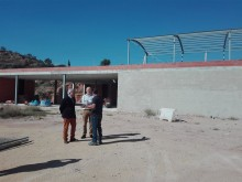 Se reinician las obras en la Ciudad Deportiva Juanfran Torres