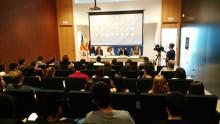 Los alumnos del IES Canónigo Manchón presentan los proyectos del XI Concurso de Proyectos Empresariales