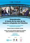 El Centre Jove inaugura hoy un ciclo de cine y una exposición sobre las mujeres refugiadas en Palestina