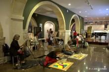 La Casa de Cultura presenta este sábado una exposición colectiva de la Asociación de Artistas Alicantinos