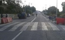 Seguridad en las obras de urbanización de la Avenida Sanchís Guarner