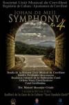 """SYMPHONY Nº 4 """"Sinfonie der Lieder"""", del compositor Johanes de Meij  este sábado en el Auditorio Municipal"""