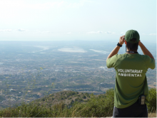 Medio Ambiente recuerda la necesidad de un uso responsable de los espacios naturales para evitar riesgos