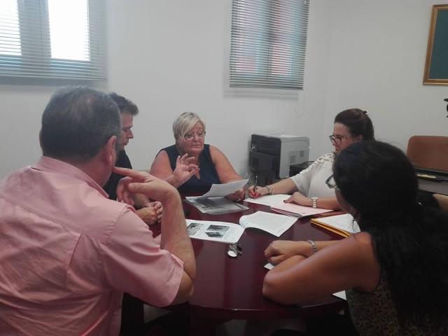 El Ayuntamiento se reúne con la empresa de Control de Plagas para adoptar medidas que mejoren las actuaciones de prevención