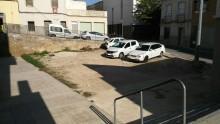 Obras de mejora en el proyecto de urbanización de la Plaza en calle Sierpe