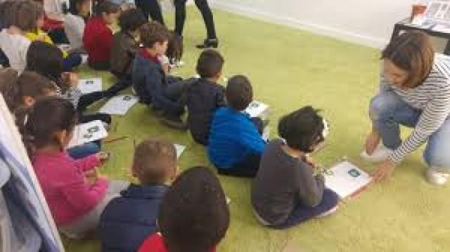 Matriculación Club de Lectura Infantil