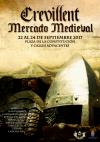 Crevillent celebra el Mercado Medieval  y el IV Encuentro de bolillos