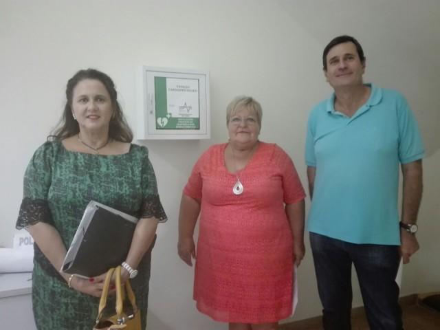 El Ayuntamiento de Crevillent instala 7 desfibriladores en edificios públicos