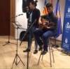 """Acoustic concert"" a cargo de Cristina Mas acompañada de Fran Tarí a la guitarra"