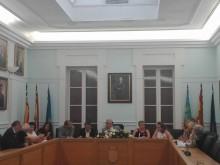 Los alcaldes de Fontenay-le-Comte y de Crevillent se reúnen para prepara el 50 aniversario del Hermanamiento