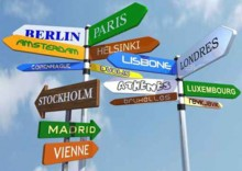 El Ayuntamiento concede  las ayudas económicas a estudiantes universitarios  de programas de intercambios internacionales