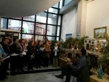 El Ayuntamiento inaugura el Belén municipal en la Plaza de la Constitución y el de la Casa Municipal de Cultura