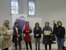 La Asociación de Comerciantes entrega los premios del sorteo especial de Navidad en la ADL