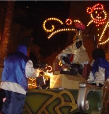 En Crevillent está todo preparado para recibir  a los Reyes Magos el viernes a las 19 horas