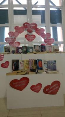 """""""Cita a ciegas con la literatura"""" en la Biblioteca Municipal para celebrar San Valentín"""