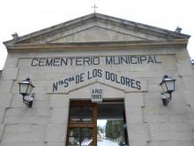 El Ayuntamiento instalará videocámaras de vigilancia en el Cementerio Municipal