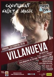 """""""Crevillent Enjoy & Music"""", conciertos gratuitos de música pop en directo patrocinados por la Concejalía de Cultura"""