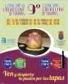 El 12 de febrero comienza el  IX concurso de Tapas en Crevillent
