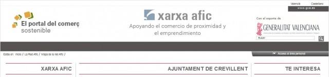 La Concejalía de Fomento Económico, Formación y Comercio de Crevillent solicita a la Conselleria de Economía Sostenible una subvención para la AFIC de 12.250€