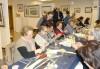 La Concejalía de Cultura colabora en el patrocinio del Taller de Rizado de Palma organizado por la Cofradía de Jesús Triunfante
