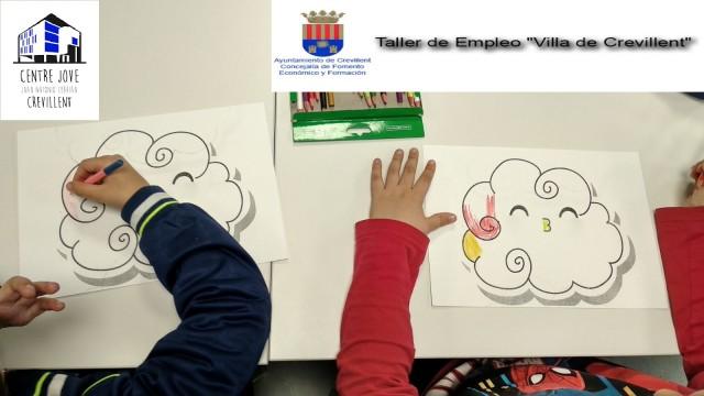 """El Taller de Empleo """"Villa de Crevillent IV"""" y la Concejalía de Juventud organizan nuevos talleres con motivo de la Semana Santa"""