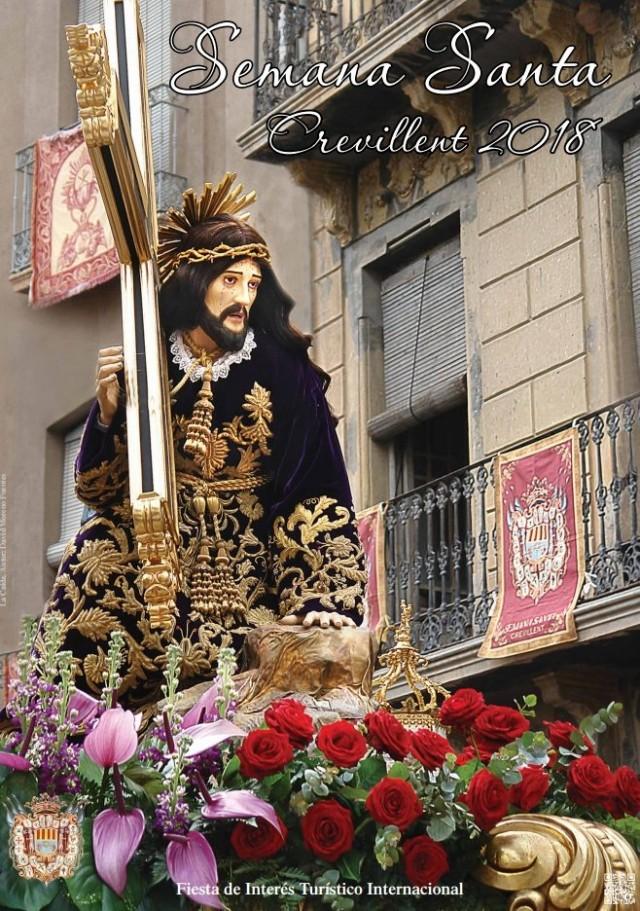Las concejalías de Turismo y Fiestas promocionan la Semana Santa Crevillentina en diferentes medios de comunicación