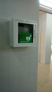 Finalizan las jornadas de primeros auxilios y manejo de desfribiladores dirigidas a profesores y conserjes de centros educativos