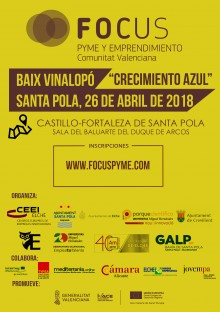 """El Ayuntamiento de Crevillent colabora con el evento """"Focus Pyme y Emprendimiento Baix Vinalopó"""" del próximo 26 de abril"""