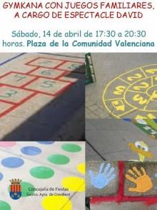 Las concejalías de Cultura y Fiestas organizan un programa de actividades dirigido al público infantil, juvenil y familiar