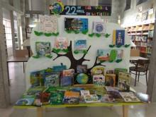 """La Biblioteca Municipal """"Enric Valor"""" dedica un espacio para celebrar """"El Día de la Tierra"""""""