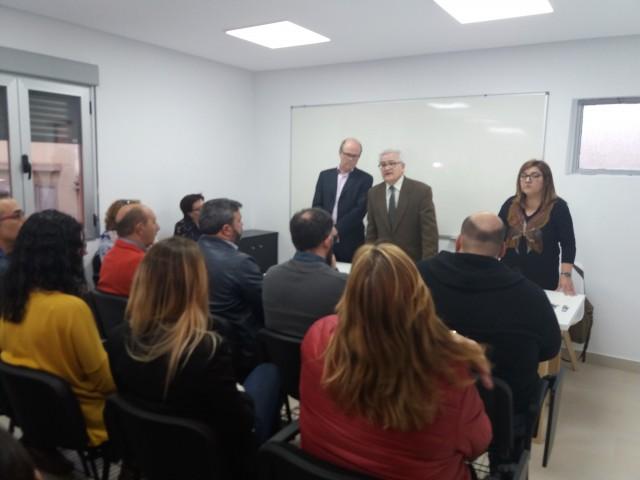 El Ayuntamiento pone a disposición de 16 asociaciones el antiguo edificio de Correos