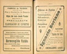 """La Guía Comercial e Industrial de  Alicante y su provincia correspondiente al año 1918 es el documento destacado en abril de 2018 por el Archivo Municipal """"Clara Campoamor"""""""