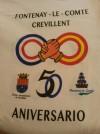 Crevillent participa con una embajada festera en las fiestas de  Fontenay-le-Comte con motivo del 50 aniversario del hermanamiento
