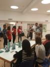 El Ayuntamiento de Crevillent celebró el pasado viernes una  jornada de puertas abiertas en el Centro de Mayores para dar a conocer los programas de Bienestar Social