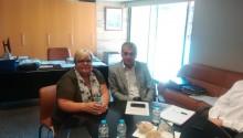 La concejalía de Bienestar Social mantiene una nueva reunión para tratar la situación del centro CRIS