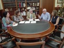 """El Archivo Municipal recibe una donación de documentos de la empresa textil """"Hilaturas Mas Candela S.A,  fundada en 1889"""
