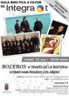El Auditorio de la Casa de Cultura cogerá la gala benéfica a favor de Integra-T