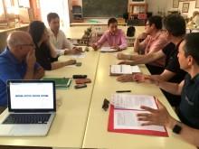 El Ayuntamiento de Crevillent, la Fundación Caja Mediterráneo y la Cooperativa Eléctrica ponen en marcha el observatorio para el Empleo y la lucha contra el cambio climático