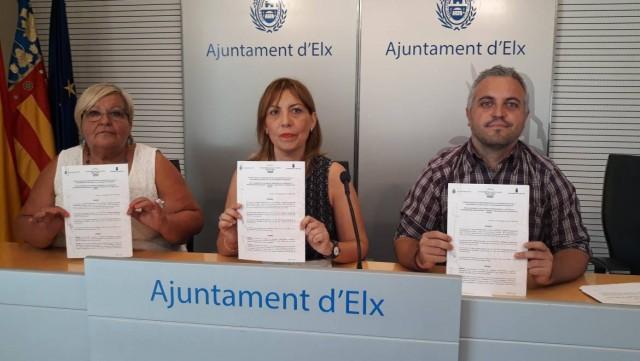 Los Ayuntamientos del Baix Vinalopó firman un convenio para trabajar en la igualdad y prevención de violencia de género