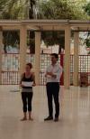 La entrega de diplomas pone fin a la escuela de danza celebrada el pasado mes de julio