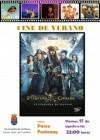 """""""Piratas del Caribe. La venganza de Salazar"""", es la película elegida esta semana para """"El Cine de Verano"""""""