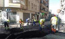 El Ayuntamiento inicia las obras de asfaltado de los caminos rurales de Campillos y San Antonio de la Florida