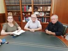 El Ayuntamiento firma un convenio de colaboración para el II Congreso Internacional de Escultura Religiosa
