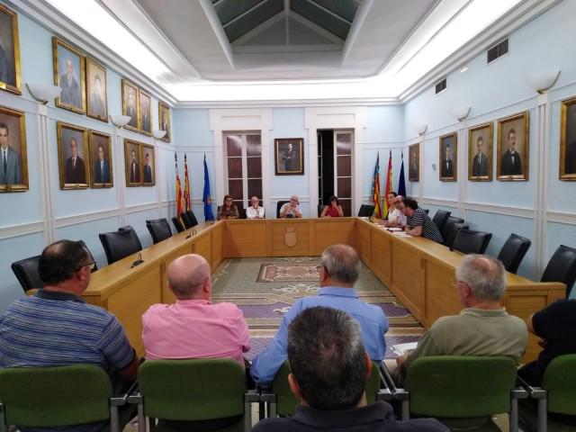 Las fuerzas vivas proponen al Ayuntamiento que el próximo año sea fiesta local el Jueves Santo y el 7 de octubre