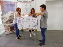 """Celebrado el sorteo del carro del mes de septiembre dentro de la campaña """"Comprem al Mercat"""""""