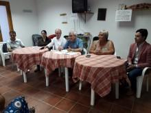 El Alcalde se reúne con los vecinos del barrio de La Estación  para recibir propuesta e informar de las próximas actuaciones