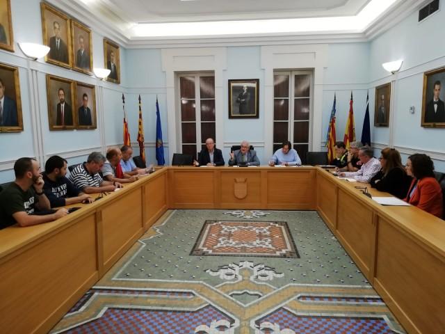 El Ayuntamiento constituye el Centro de Coordinación Operativa Municipal que contempla el Plan Territorial Municipal de Emergencias de Crevillent