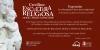 """La Casa Municipal de Cultura inaugura mañana la exposición """"Crevillent Escultura Religiosa"""" con motivo del II Congreso Internacional de Escultura Religiosa"""