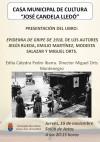 """La Casa de Cultura acoge esta noche la presentación del libro """"La Epidemia de Gripe Española"""" (1918-1919)  en el Baix Vinalopó"""